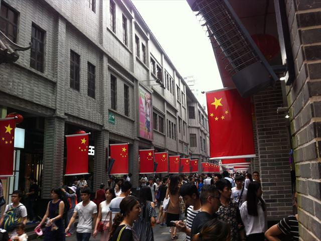 【観光】深圳一の繁華街「老街」を歩く」