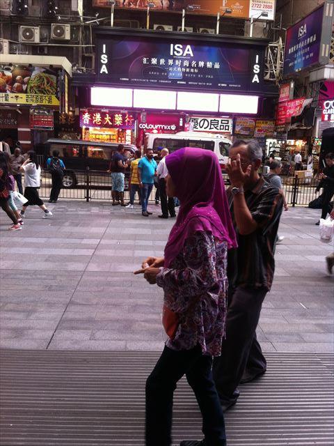 【アクセス】重慶マンションへの行き方