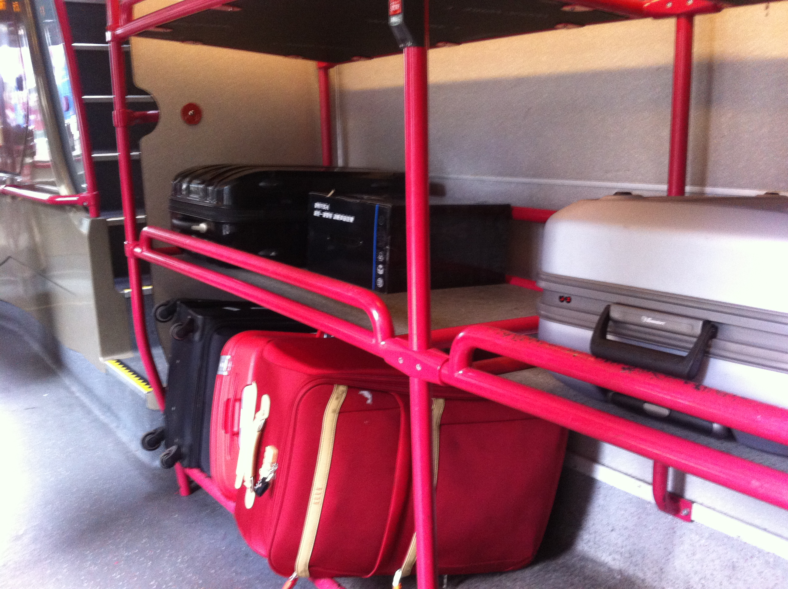 【帰国】チムサーチュイから香港空港までのバス